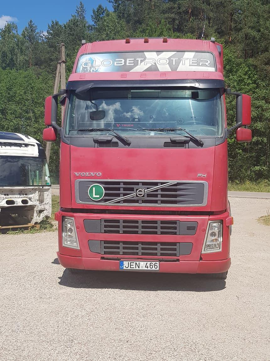 VOLVO FH13 Globetrotter XL