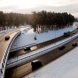 Eismui atidarytas svarbiausias Vilniaus kelių infrastruktūros objektas